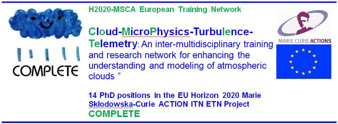 COMPLETE – Open PhD position in the EU Horizon 2020 Marie